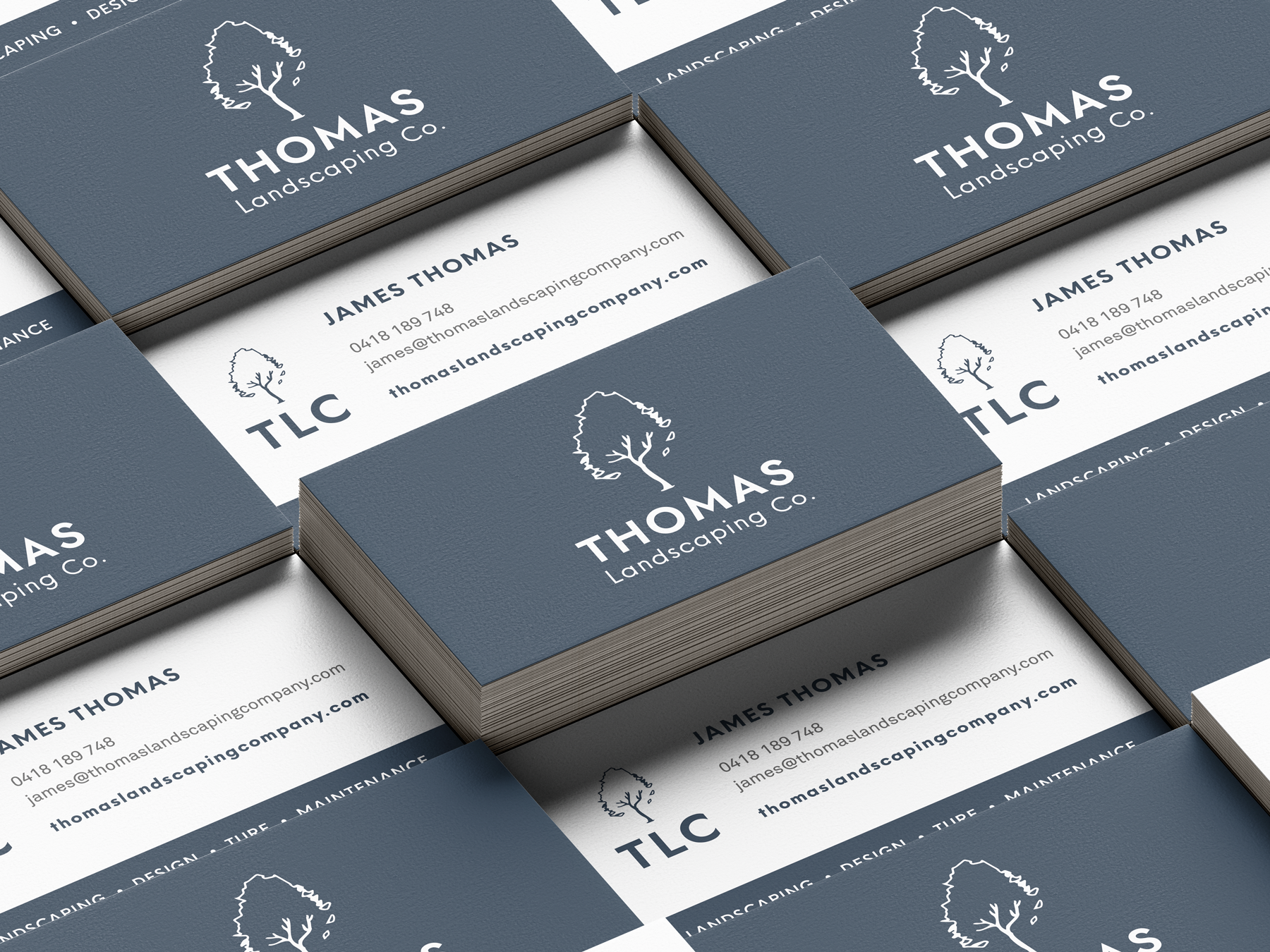 TLC Professional Branding Design Services